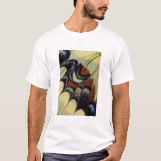 Camiseta Fim-acima tropical da borboleta