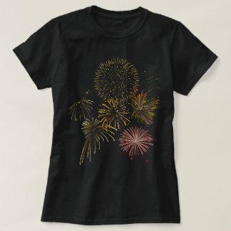 Camiseta Final dos fogos-de-artifício