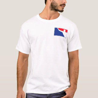 Camiseta Final quatro de Pong da cerveja do J-Termo