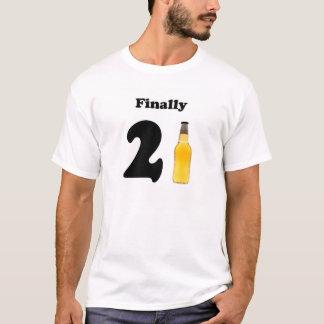 Camiseta Finalmente 21
