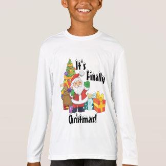 Camiseta Finalmente Natal!