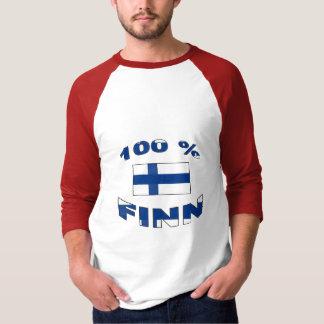 Camiseta Finn 100%