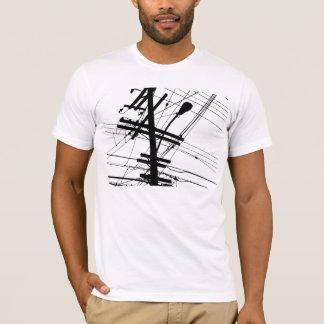 Camiseta fios