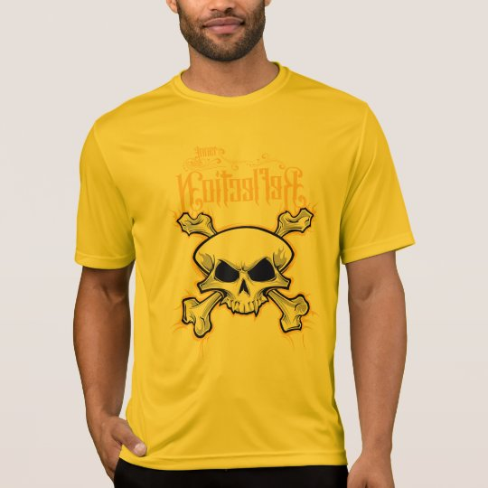 Camiseta Fire Skull