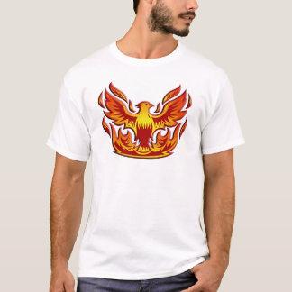 Camiseta Firebird 3D
