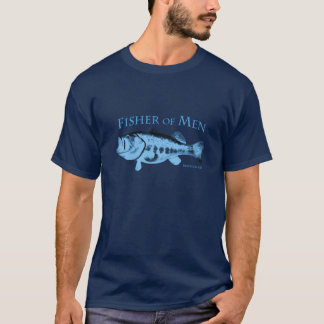 Camiseta Fisher dos homens