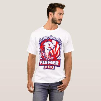 Camiseta fisher pro