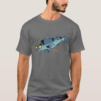 Camiseta Fishfry projeta o t-shirt unisex de Baracuda