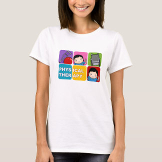 Camiseta Fisioterapia