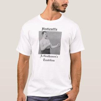 Camiseta Fisticuffs, a tradição de um cavalheiro