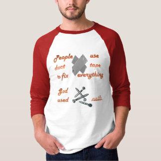 Camiseta Fita adesiva