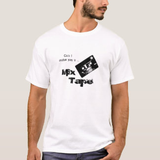 Camiseta Fita da mistura