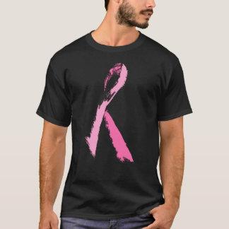 Camiseta Fita de câncer de mama