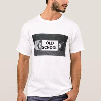 Camiseta Fita de VHS da velha escola