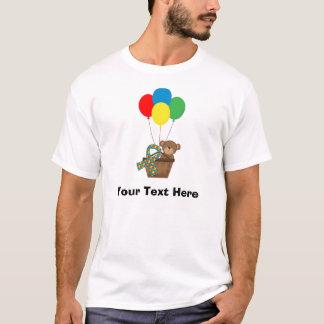 Camiseta Fita personalizada da parte do quebra-cabeça do