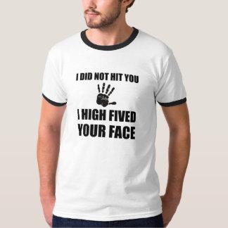 Camiseta Fived alto sua cara