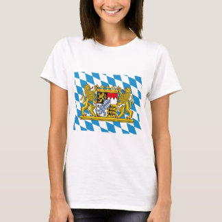 Camiseta Flag of Bavaria