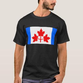 Camiseta Flâmula de Pearson (proposta canadense da