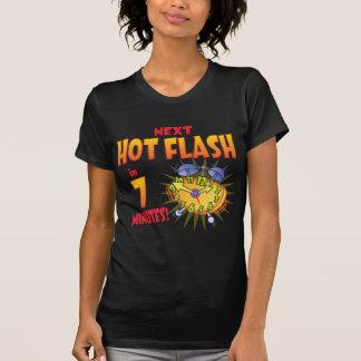 Camiseta Flash quente seguinte