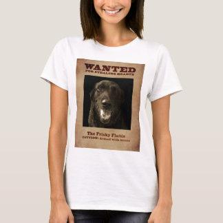 Camiseta FlatCoatedRetriever