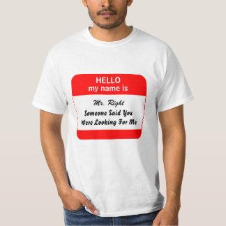 Camiseta Flertar engraçado do costume olá!