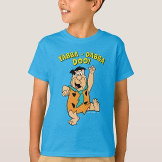 Camiseta Flintstone Yabba-Dabba Doo de Fred!