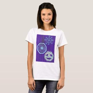 Camiseta Floco de neve especial