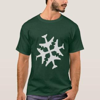 Camiseta Floco do inverno