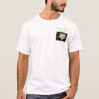 Camiseta Flor brilhante