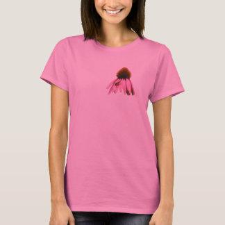Camiseta Flor com Hoverfly