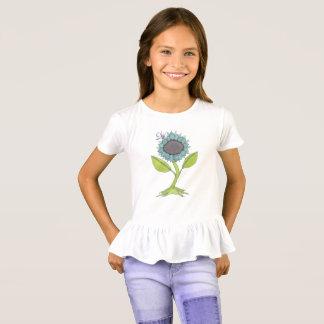 Camiseta Flor da aguarela - exulte!