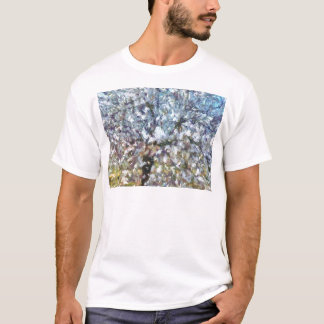 Camiseta Flor da amêndoa do primavera