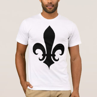 Camiseta Flor da flor de lis do Lilly