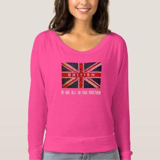 Camiseta Flor da vida toda neste junto TShirt das mulheres
