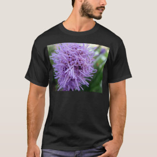 Camiseta Flor da violeta da aranha do tentáculo