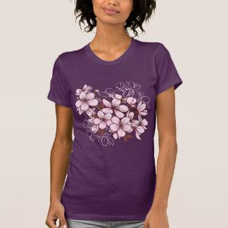 Camiseta Flor de cerejeira