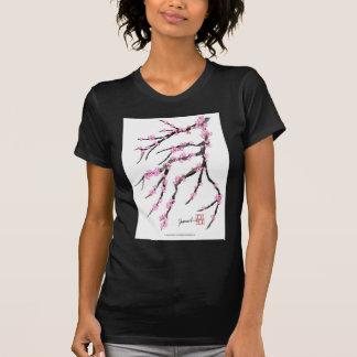 Camiseta Flor de cerejeira vermelha 32, Tony Fernandes