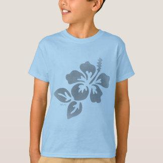 Camiseta Flor de Havaí