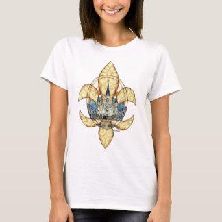 Camiseta Flor de lis de St Louis