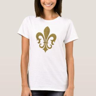 Camiseta Flor de lis - estilo 3