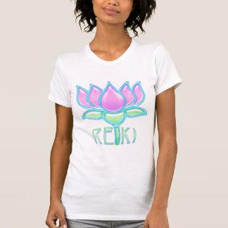 Camiseta Flor de Reiki Lotus