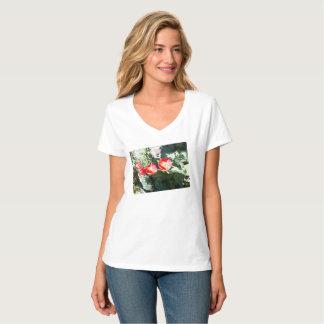 Camiseta Flor do divertimento
