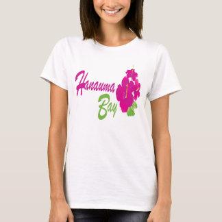 Camiseta Flor do hibiscus de Havaí