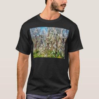 Camiseta Flor do pomar da amêndoa