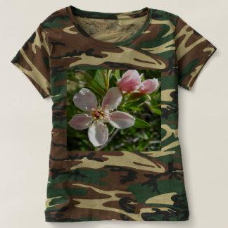 Camiseta Flor do primavera