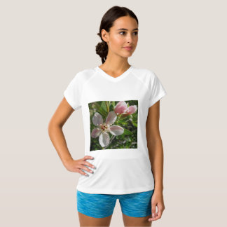 Camiseta Flor do primavera