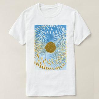 Camiseta flor do sol