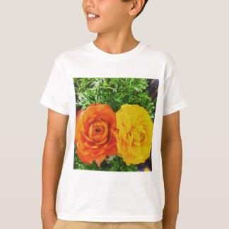 Camiseta Flor dobro do problema