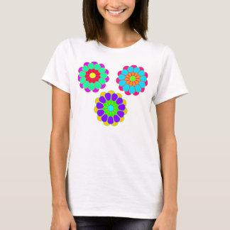 Camiseta Flor engraçada de flower power MIM II III