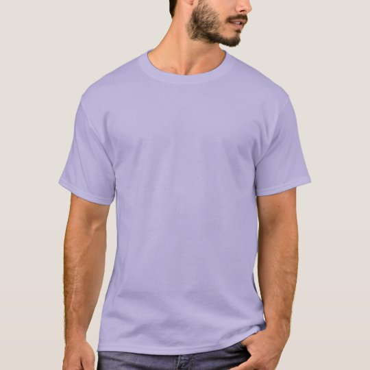 Camiseta Flor Lilás
